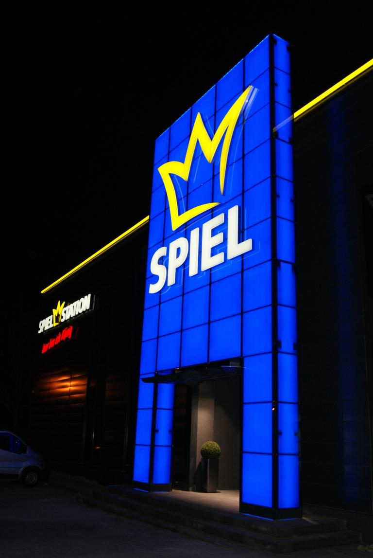 Spielstation Bochum